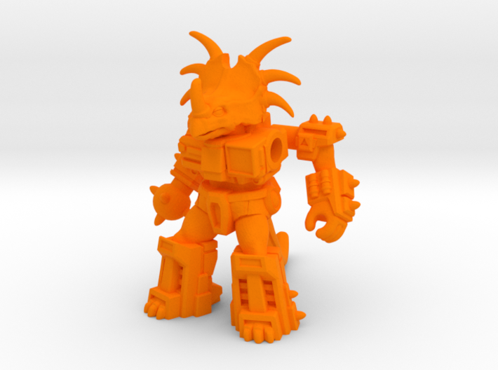 Stalwart Styracosaur 3d printed