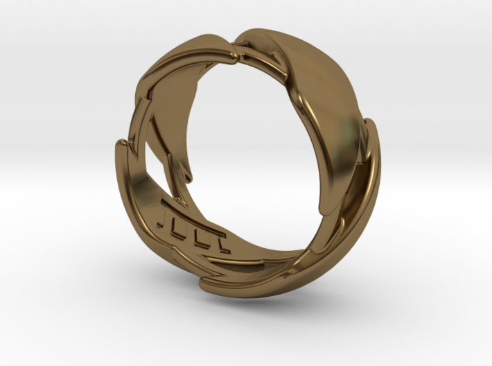 US12 Ring III 3d printed