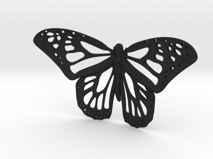 Monarch Statue 3d printed