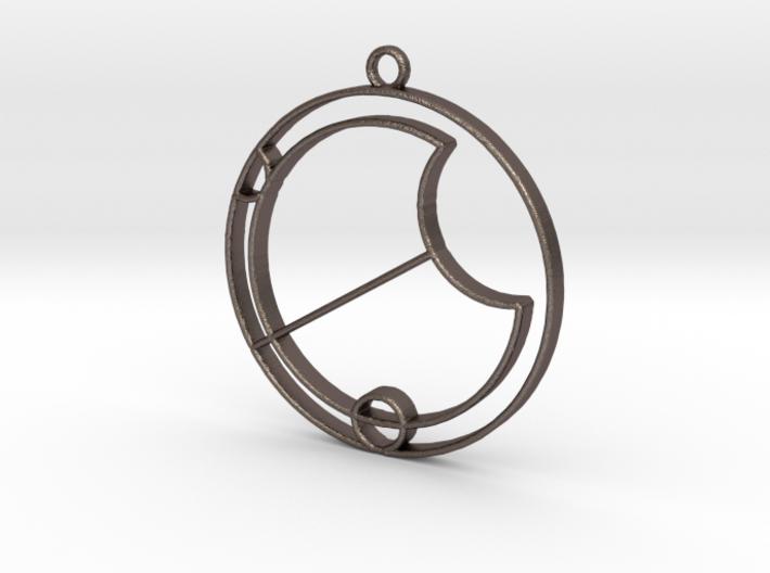 Eva - Necklace 3d printed