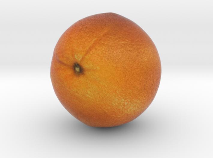 The Orange-mini 3d printed