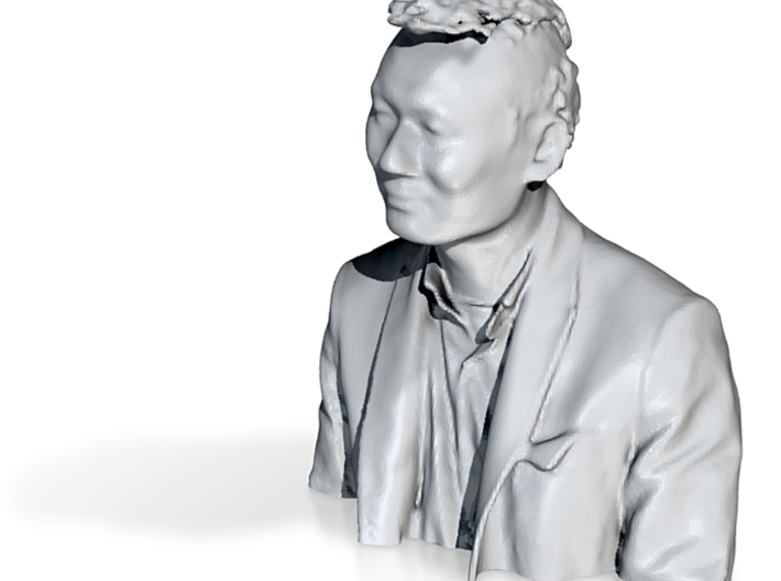Paul Lacourbe 3d printed