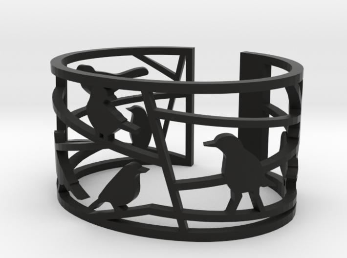 Bracelet Blackbird XS 3d printed