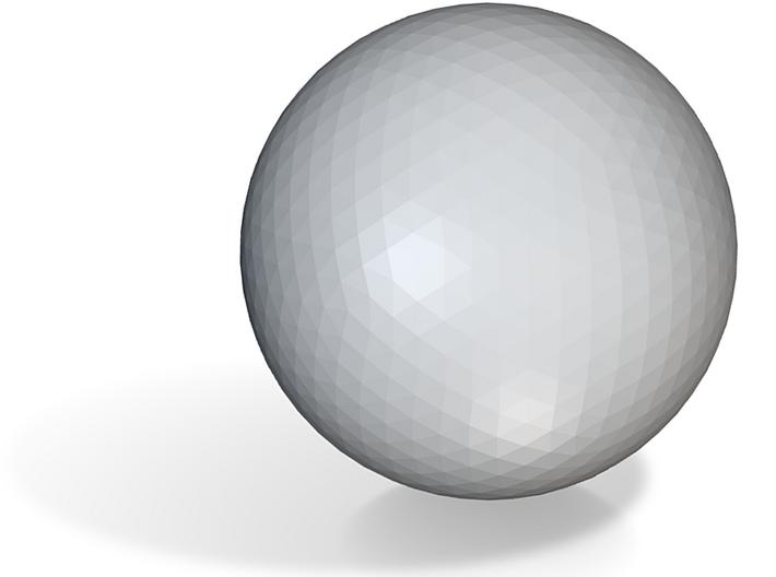 uselss sphere 3d printed