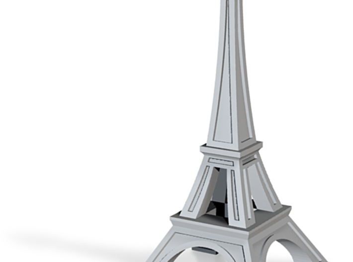 eiffel tower 3d printed