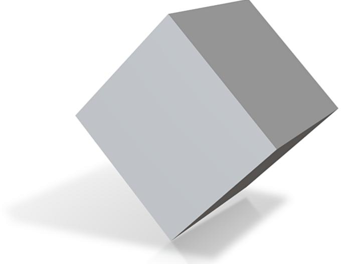 Rubik kocka 3d printed