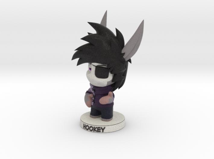 Hookey 6CM 3d printed