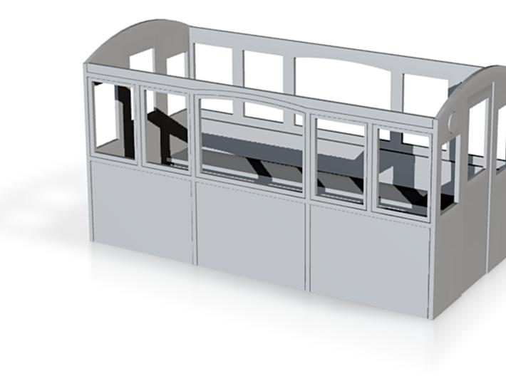 Wagenkasten-5-Fenster 3d printed