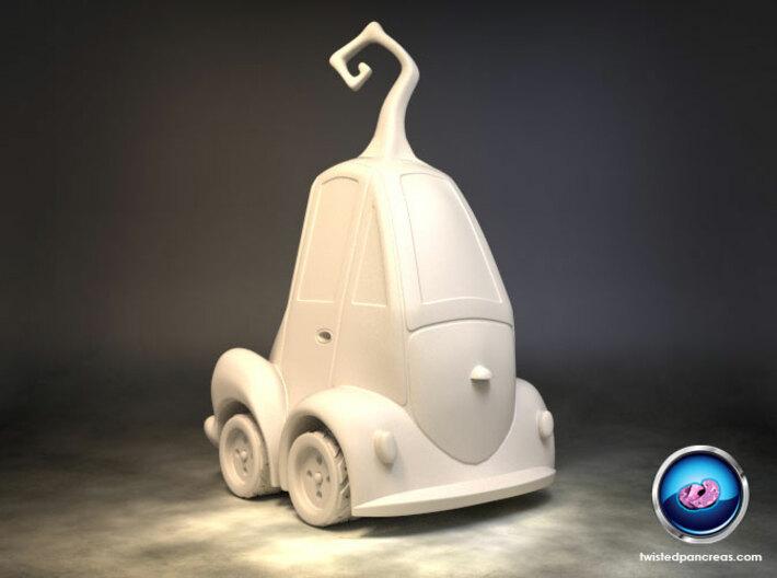Car Jack 3d printed