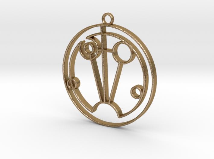 Sophie - Necklace 3d printed