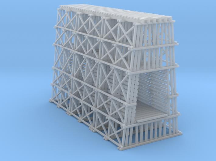 Trestle Bridge 3d printed
