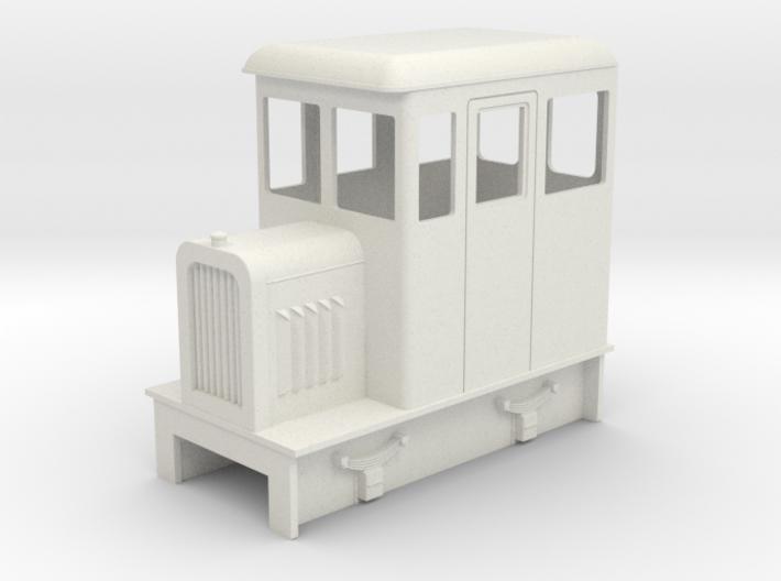 O9 inspection railcar 3d printed
