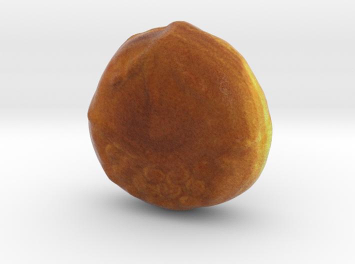 The Chestnut Bun 3d printed