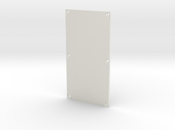 DZ40X2 Door 3d printed
