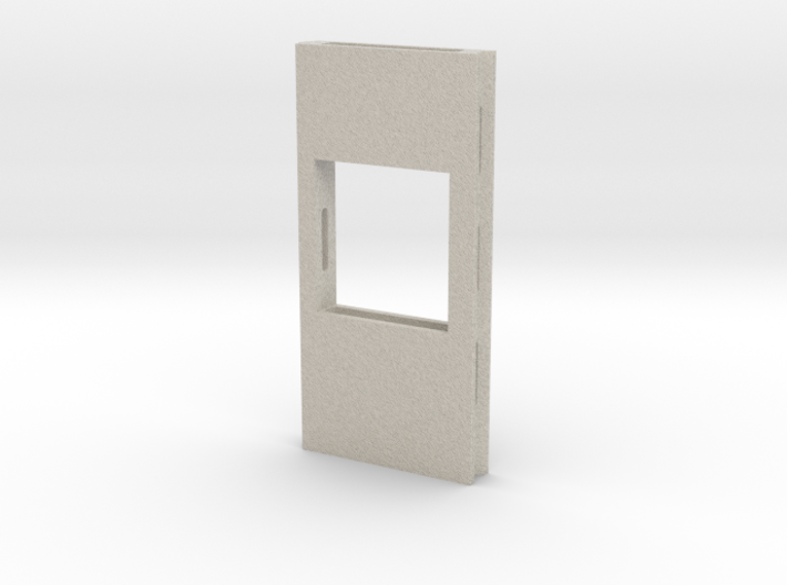 PS Window 120 3d printed