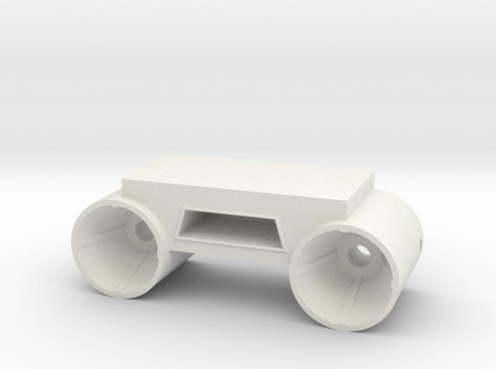 Stern Engines Starboard V0.1 3d printed