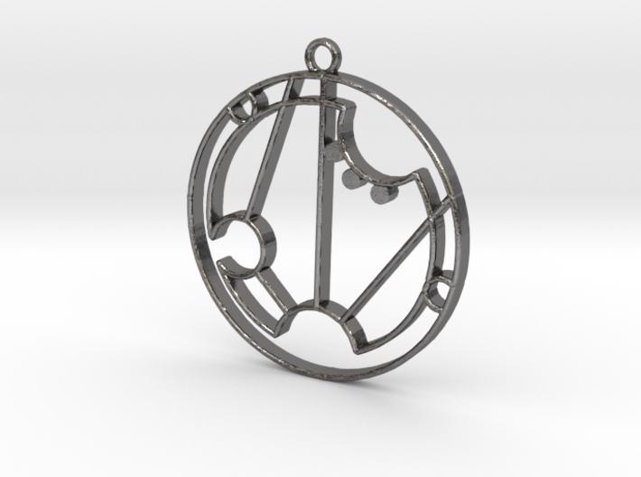 Sarah - Necklace 3d printed