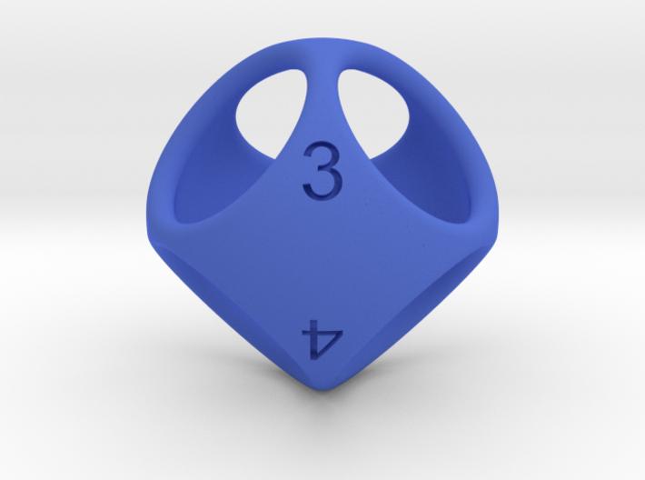 D6 Shell Dice - Gen 2 3d printed
