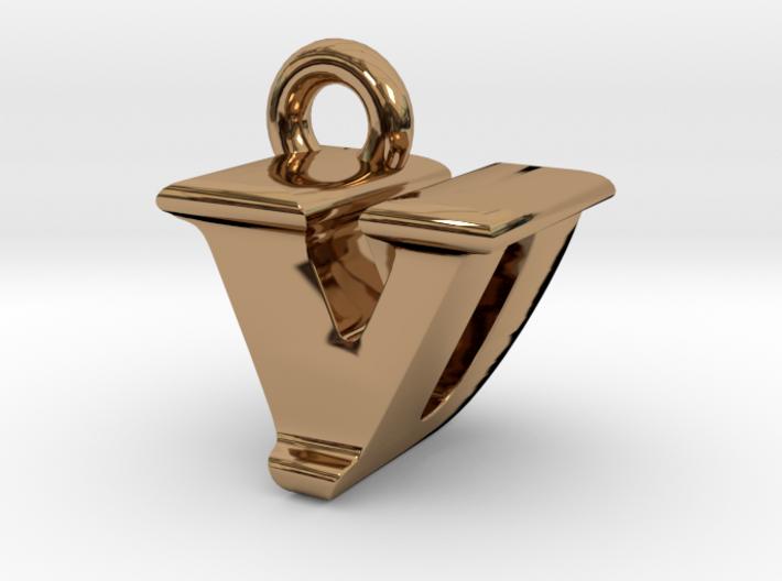 3D Monogram - VDF1 3d printed