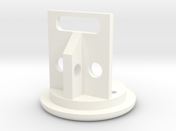Bezel to hold your Micro usb charger or data port 3d printed
