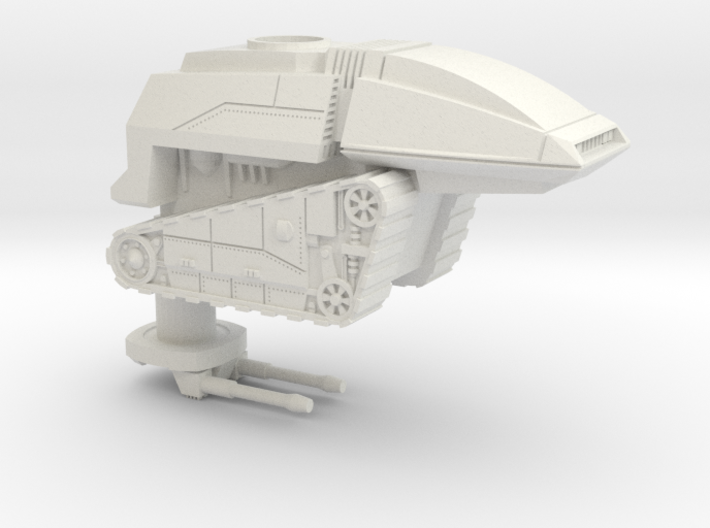 H.I.S.S. Cobra High Speed Sentry 3d printed