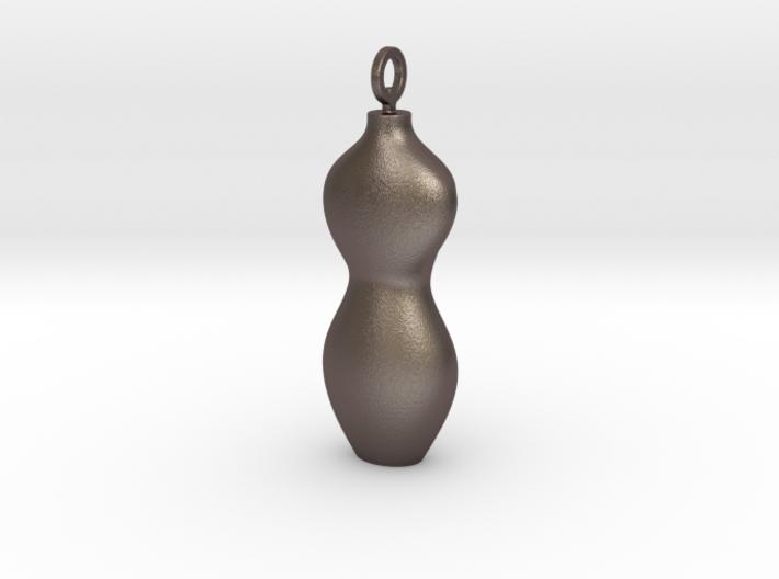 Woman Pendant 3d printed