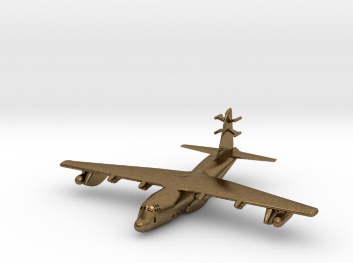 1:700 Lockheed EC-130j Commando Solo Military Airc 3d printed