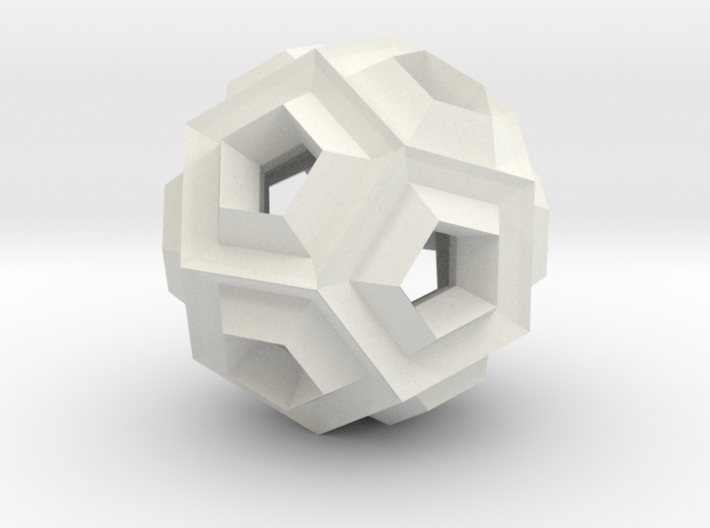 Dodeca Dill - 2.3cm 3d printed