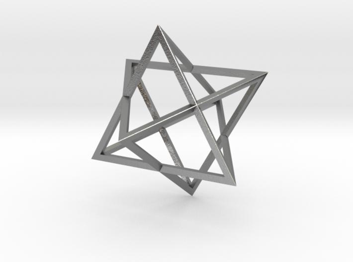 Merkaba - Sharp - 2cm 3d printed