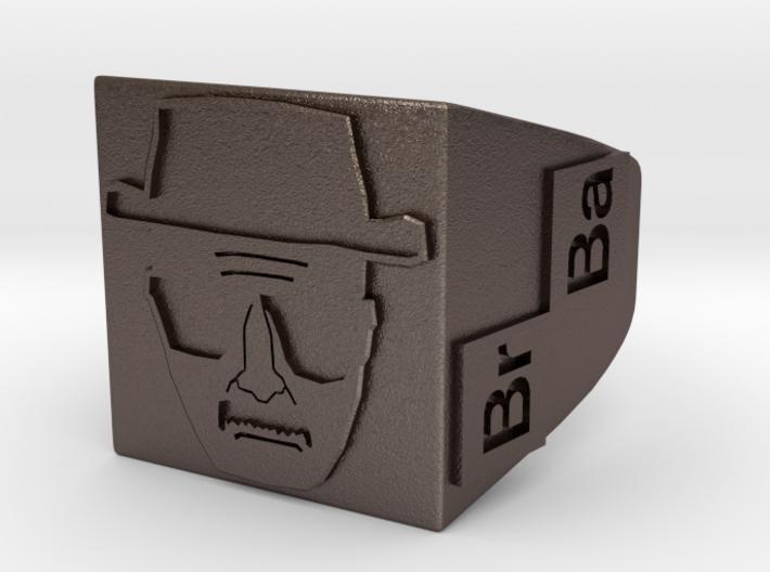 Heisenberg Ring size 8 3d printed