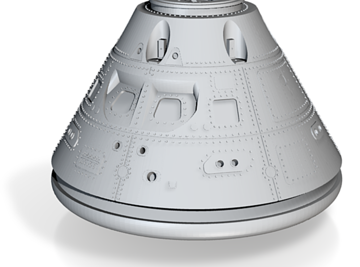 Orion Crew Module 1:72 3d printed