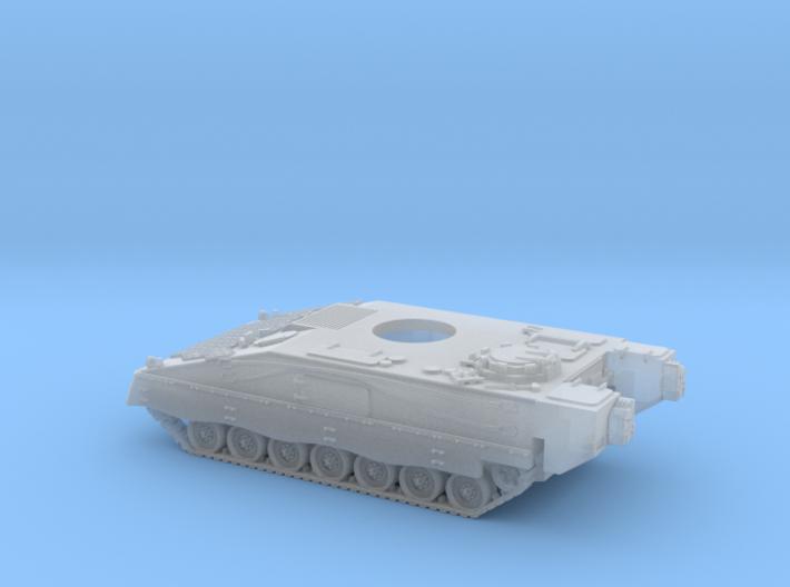 VCI-PIZARRO-H0-MOVIL Barcaza 3d printed