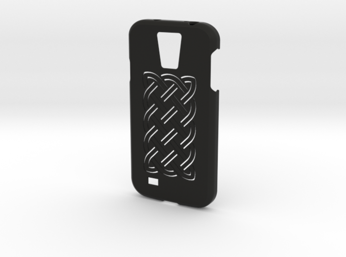 Celtic Knot Samsung Galaxy S4 Case 3d printed