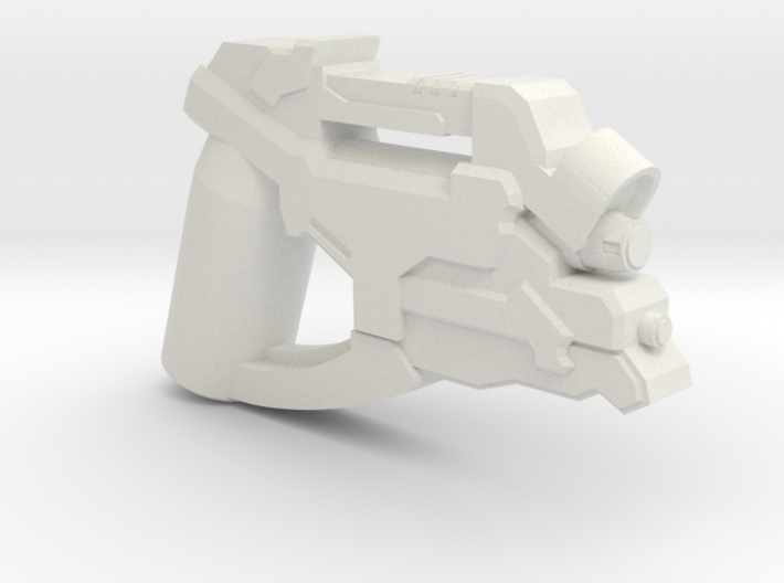 Combat Engineer Pistol 3d printed