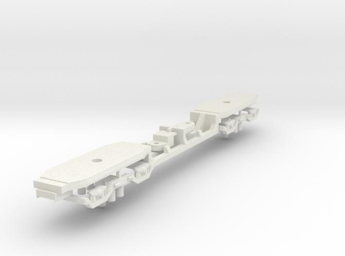 APT M underframe 3d printed