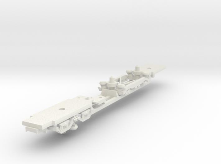 APT TBF underframe 3d printed