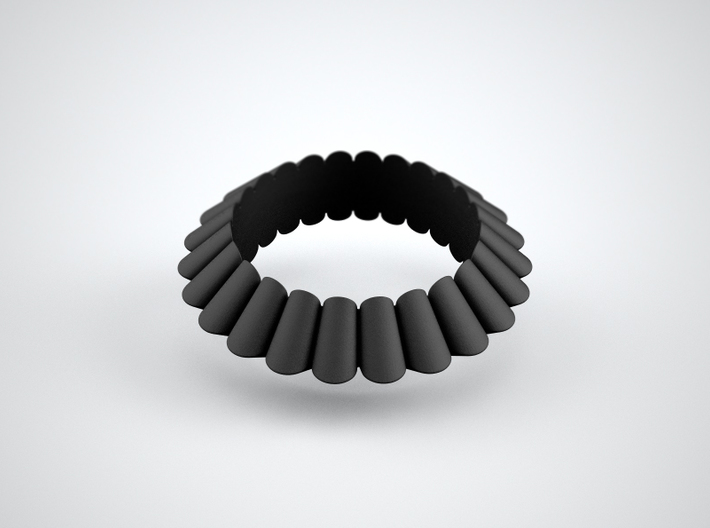 Chantilly-circle 3d printed