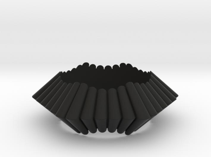 Chantilly-hexagon 3d printed