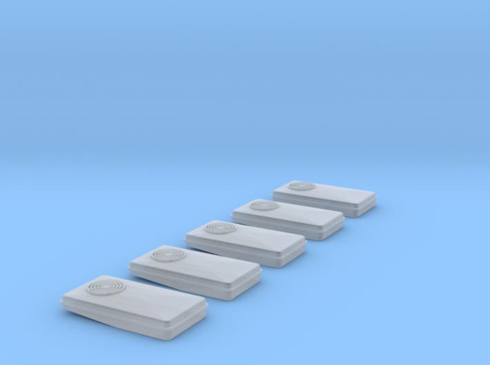 Dachklima FFM 5Stück 3d printed