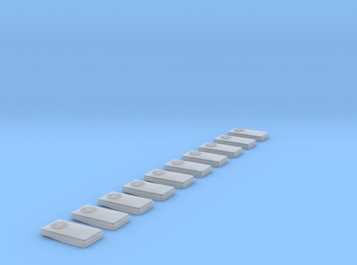 Dachklima FFM 10Stück 3d printed