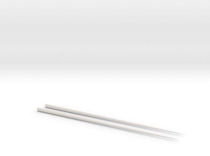 Chopsticks 3d printed
