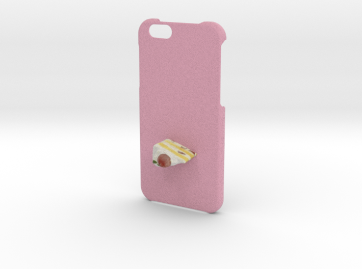 iPhone6 Case with Strawberry Layer Cake for FCP 3d printed
