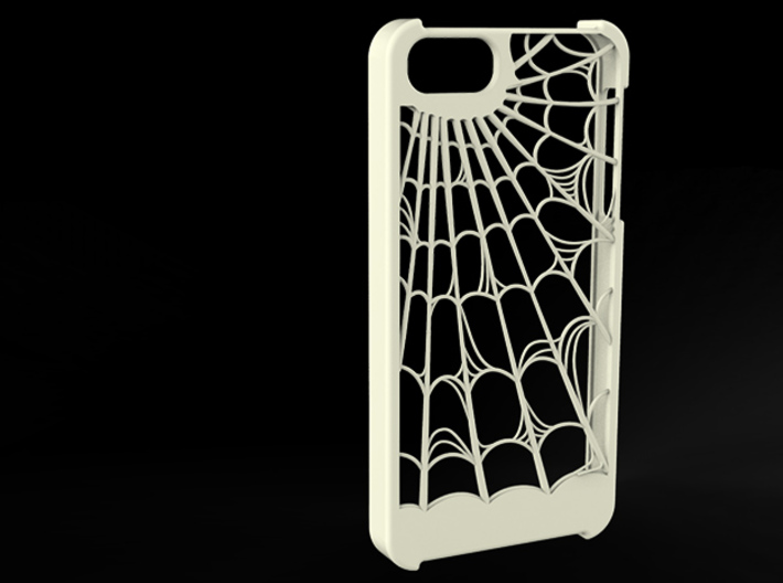 Webbed (iPhone 5 case) 3d printed