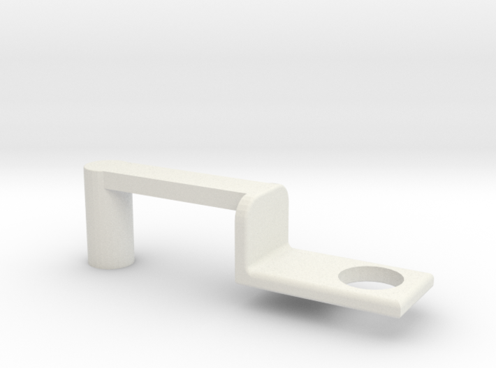 Train Hitch Rounded 3 3d printed