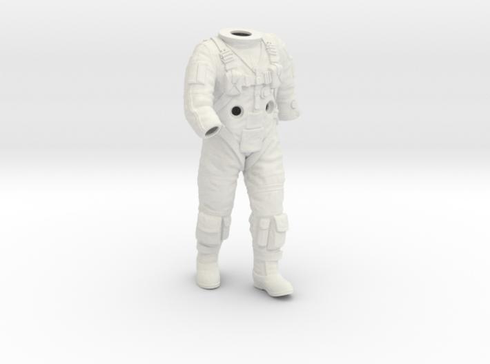Gemini Astronaut / 1:6 / Walking Version 3d printed