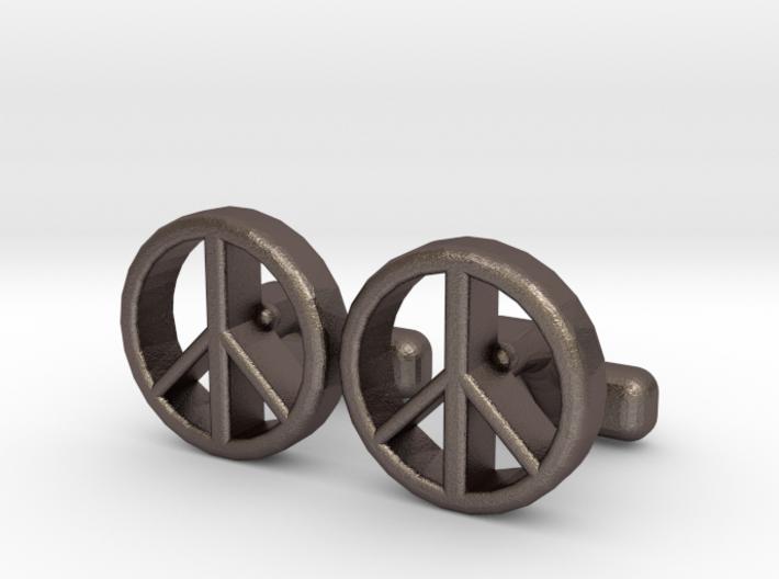 Peace 3d printed
