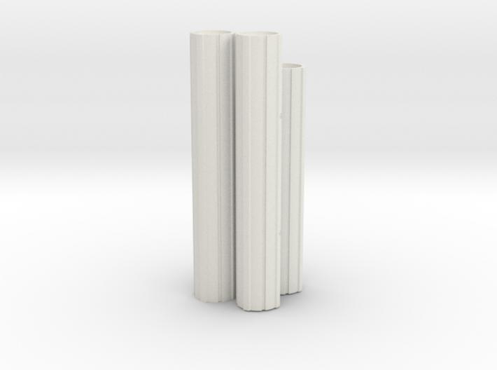 Engines - Front V0.1 3d printed