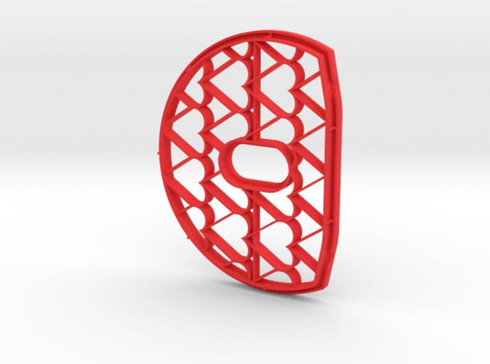 NESCAFE Dolce Gusto MiniMe heart theme drip tray 3d printed