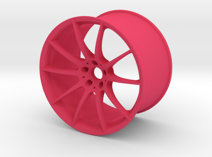 Scaled Performance Wheel 2 3d printed