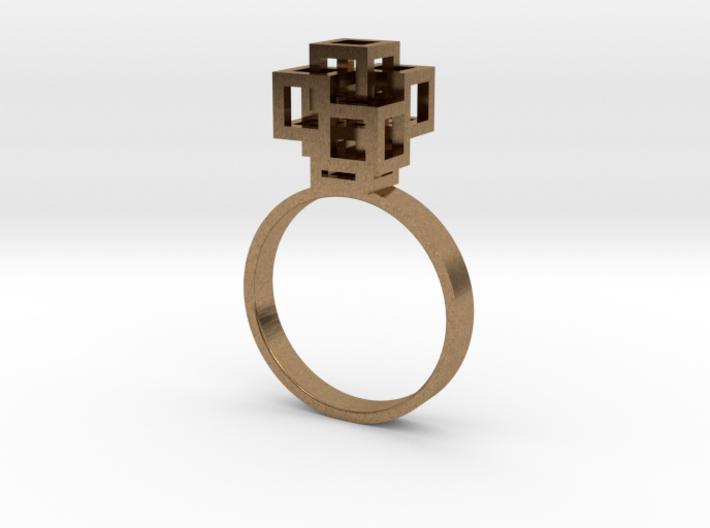 Quadro Ring - US 8 3d printed